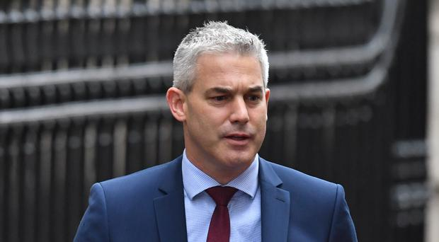 Brexit Secretary Stephen Barclay is to brief the Cabinet (PA)