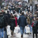 The ONS has published its latest figures on the Scottish unemployment rate (John Linton/PA)
