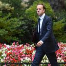 Health and Social Care Secretary Matt Hancock has vowed to improve working conditions for NHS staff (Kirsty O'Connor/PA)