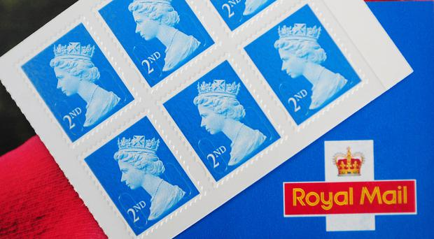 Stamp prices to increase in March (Rui Vieira/PA)