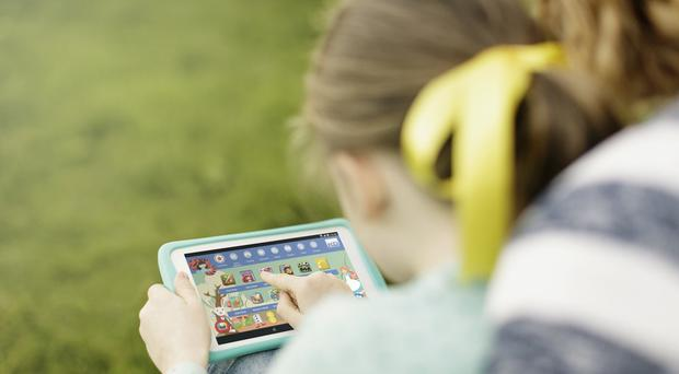 Parental controls are one way to keep children safe (EE/PA)