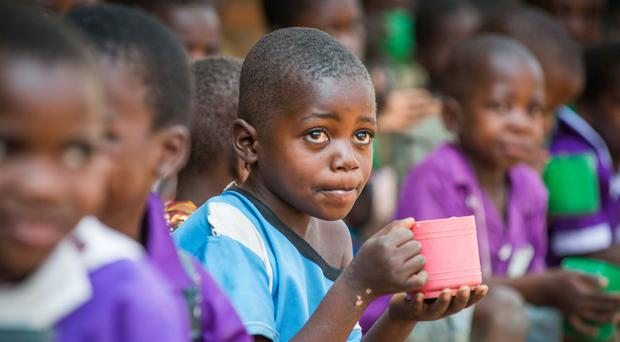 The Scottish Government has given aid for flood relief efforts in Malawi (Mary's Meals/PA)