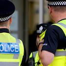 Police said two people have been arrested in connection with the incident in Paisley (Joe Giddens/PA)
