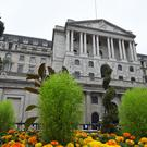 The Bank of England has held interest rates at 0.75% once more with Brexit uncertainty reaching its peak as Theresa May battles to secure a delay (Kirsty O'Connor/PA)