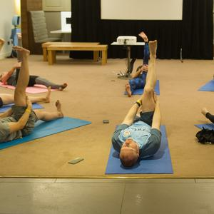 Could yoga become a feature of the House of Lords? (PA)
