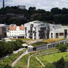 The Scottish Parliament has introduced a new policy on sexual harassment (Jane Barlow/PA)