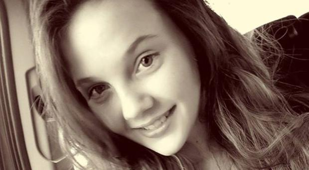 14-year-old Georgia Bonnett, who went missing after last being seen at a college in Fife (Police Scotland/PA)