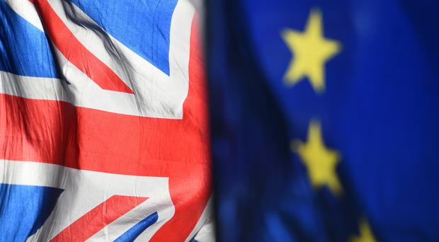 The European Commission has given advice to those travelling between the UK and the EU in the event of a no-deal Brexit (Kirsty O'Connor/PA)