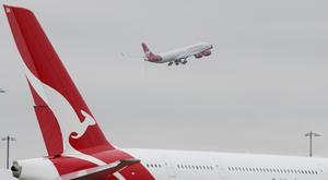 Qantas has said the first year of non-stop flights between Perth and London has exceeded expectations (Steve Parsons/PA)
