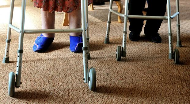 Violence is said to have become 'normalised' at care facilities (Rui Vieira/PA)
