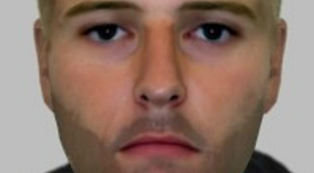 E-fit of a man police want to speak to after a cyclist pushed a 70 year-old man on to a pavement (Metropolitan Police/PA)