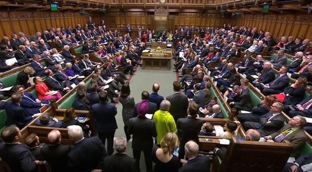 The House of Commons will be busy again (House of Commons/PA)