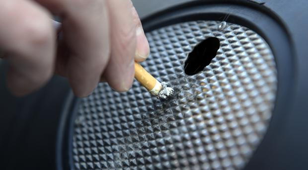 There is scant evidence that e-cigarettes are turning youngsters to tobacco smoking, researchers say (Jonathan Brady/PA)