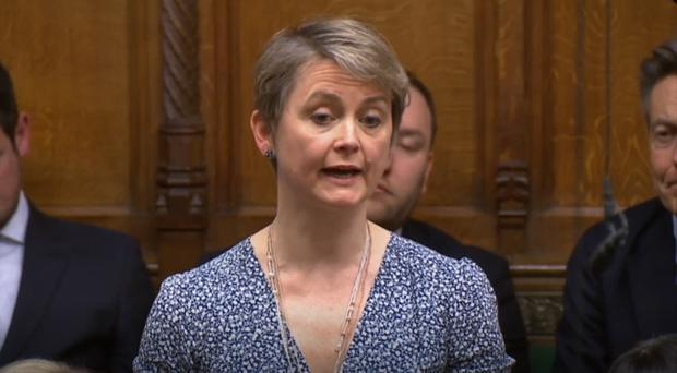 Yvette Cooper (PA Wire/PA Images)