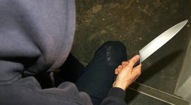 Thousands of young people go to hospital each year due to assaults including knife attacks (Katie Collins/PA)