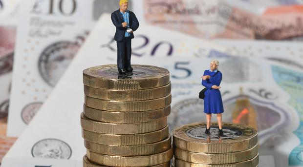 Companies have until Thursday to publish details of gender pay figures (Joe Giddens/PA)