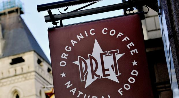 Pret is rolling out a new menu (PA)
