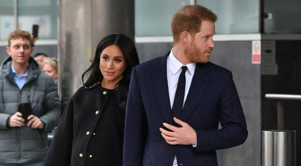 The Duke and Duchess of Sussex have moved into Frogmore Cottage (Dominic Lipinski/PA)