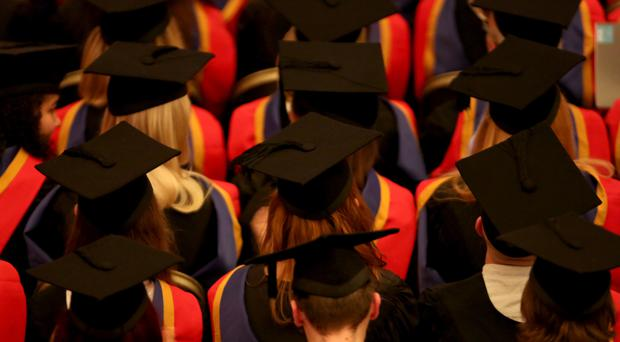 The Scottish Government say students will retain the right to access tuition fee and living-cost support on the same basis as they have under EU rules (Chris Radburn/PA)