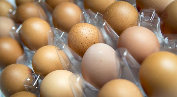 The service will provide alerts about allergens such as eggs (Danny Lawson/PA)