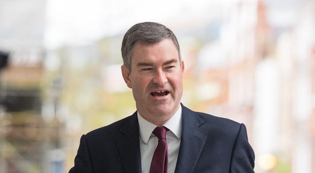 Justice Secretary David Gauke, wh has revealed 50y-year-old divorce laws will be overhauled (Dominic Lipinski/PA)