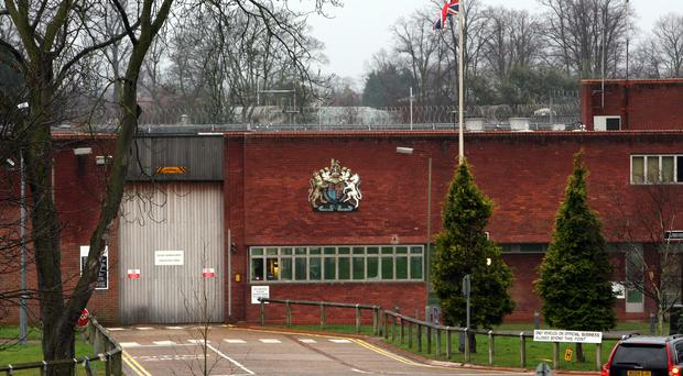 Feltham Young Offenders Institute holds around 140 teenage boys (PA file)