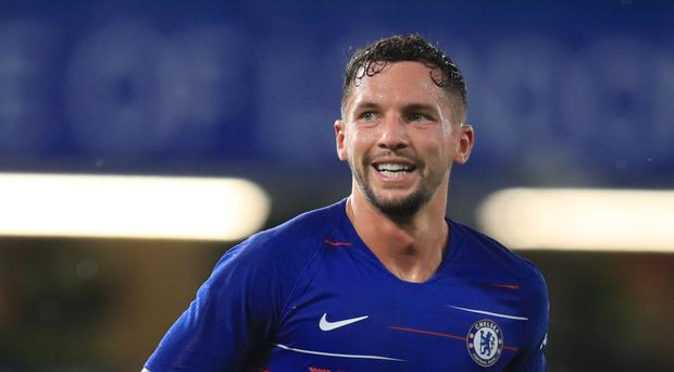 Chelsea midfielder Danny Drinkwater has been charged with drink-driving (Adam Davy/PA)