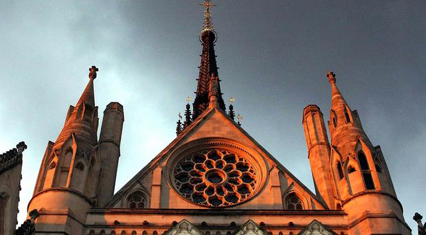 The Royal Courts of Justice (John Stillwell/PA)