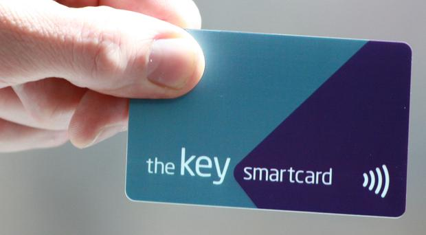 The Key smartcard can be used at most stations on the Govia Thameslink Railway network (Govia Thameslink Railway/PA)