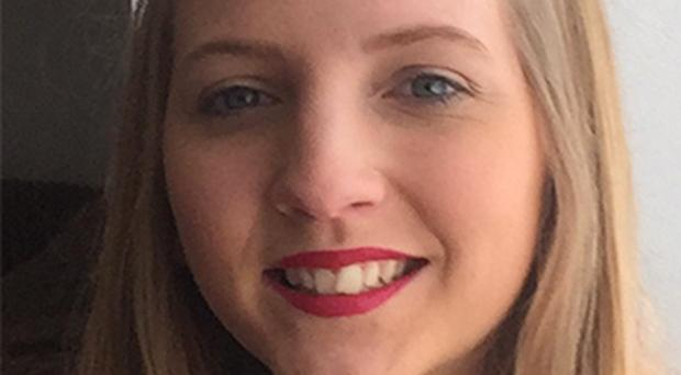 Shana Grice, as her ex-boyfriend Michael Lane has been found guilty of murdering her (Sussex Police/PA)