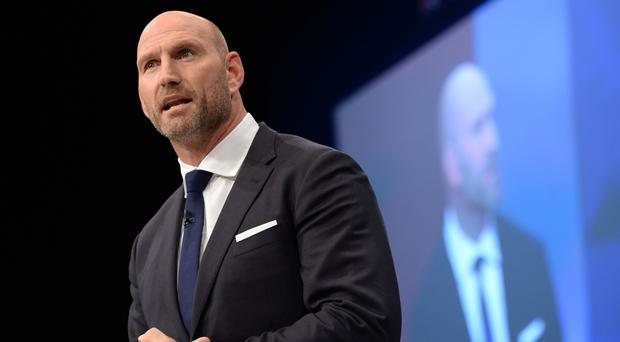 Lawrence Dallaglio says exclusion is a 'pipeline to prison' (Stefan Rousseau/PA)