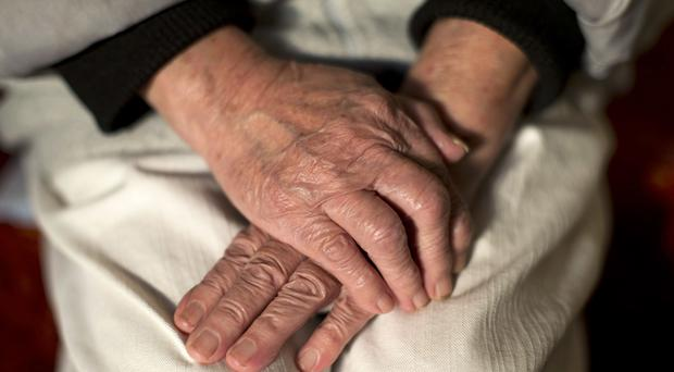 Parkinson's UK said the findings highlight the huge toll that public reactions can have on those living with the condition (stock photo)