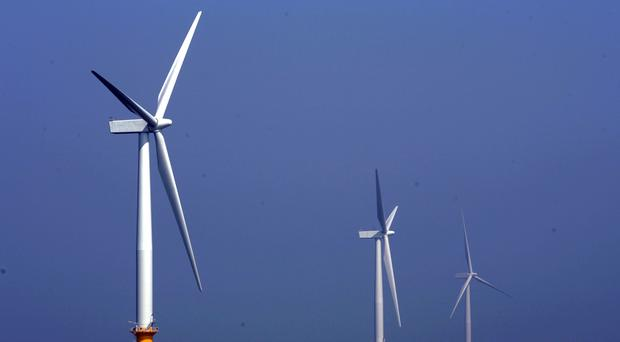 A summit on offshore wind power will be held in Edinburgh (Chris Radburn/PA)