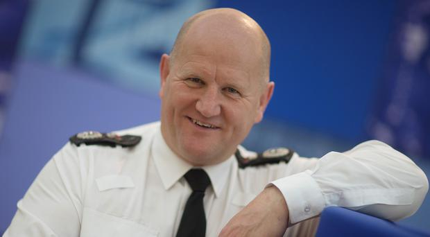 """Durham Police Chief Constable Mike Barton has warned that the illegal drugs trade could create a """"latter-day mafia"""" in the UK (Durham Police/PA)"""