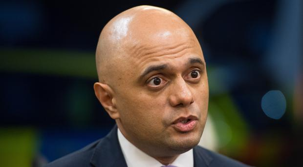 Home Secretary Sajid Javid welcomed the new anti-terrorism powers (Dominic Lipinski/PA)