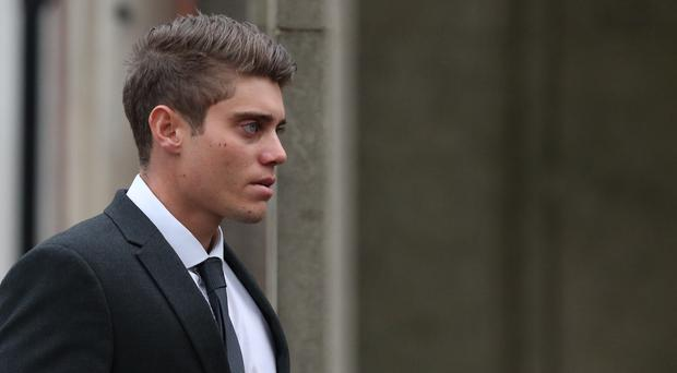 Alex Hepburn has been told he will be jailed after being found guilty of rape (Andrew Matthews/PA)