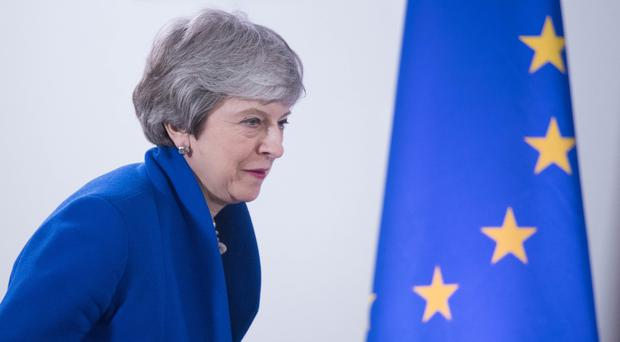 Prime Minister Theresa May is still seeking to deliver Brexit (Stefan Rousseau/PA)
