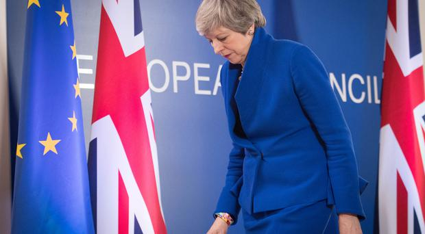 Theresa May has been urged to use the Brexit extension 'wisely' (Stefan Rousseau/PA)