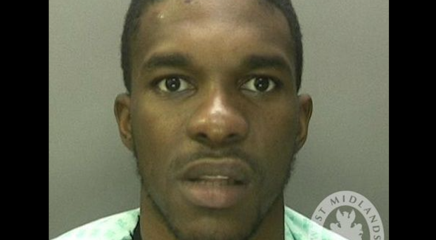 Duane Thomas has been jailed (West Midlands Police/PA)