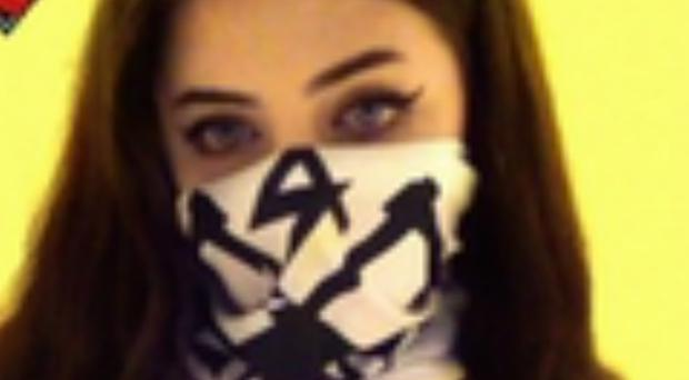 Alice Cutter denies being a member of the banned organisation (West Midlands Police/PA)