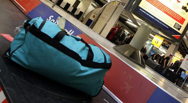 Trading Standards warned people to ensure their baggage was the correct size.