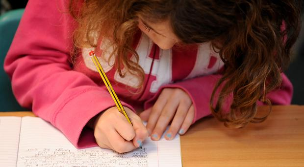 The primary school national tests will be reformed (Dominic Lipinski/PA)