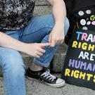Earlier this week, leaked messages between MSPs suggested Nicola Sturgeon was out of touch on the issue of transgender rights (Brian Lawless/PA)