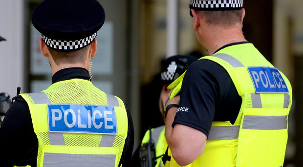 Police are investigating the death of a man in Glasgow (Joe Giddens/PA)