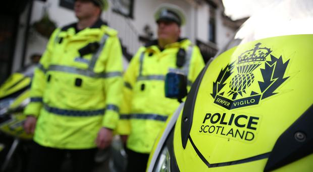 Police have appealed for information on the 'terrifying' incident (Andrew Milligan/PA)