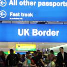 The Scottish Government has warned that proposals by the UK Government could make it more difficult to bring family members to the UK (Steve Parsons/PA)