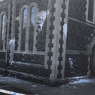 Sacred Heart Church in Ballyclare shows evidence of vandalism