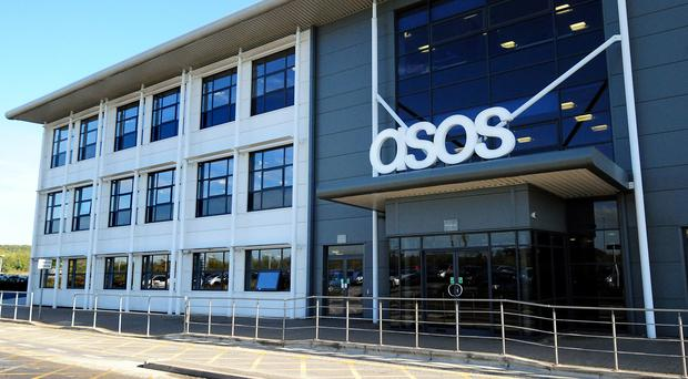 Anders Holch Povlsen is the billionaire behind online retailer Asos (Rui Vieira/PA)
