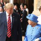 The Scottish Government has criticised Donald Trump's state visit to the UK (Chris Jackson/PA)