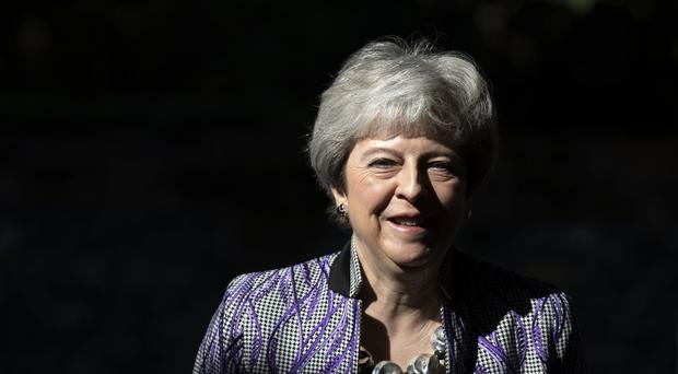Prime Minister Theresa May won't face another leadership challenge until at least December (Steve Parsons/PA)